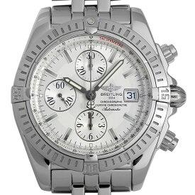 【48回払いまで無金利】ブライトリング クロノマット エボリューション A156G69PA(A13356) メンズ(006XBRAU0148)【中古】【腕時計】【送料無料】