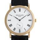 【48回払いまで無金利】パテックフィリップ カラトラバ 5119J-001 メンズ(007UPPAU0171)【中古】【腕時計】【送料無料…