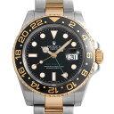 【48回払いまで無金利】ロレックス GMTマスターII 116713LN Z番 メンズ(0TD5ROAU0001)【中古】【腕時計】【送料無料】