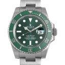 【48回払いまで無金利】ロレックス サブマリーナ デイト 116610LV G番 メンズ(0063ROAU0410)【中古】【腕時計】【送料…