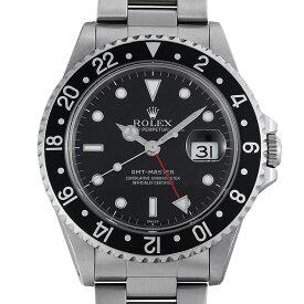 【48回払いまで無金利】SALE ロレックス GMTマスター 16700 A番 メンズ(0V12ROAU0001)【中古】【腕時計】【送料無料】
