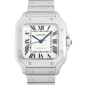 【48回払いまで無金利】カルティエ サントス ドゥ カルティエ MM WSSA0029 メンズ(0LFCCAAN0051)【新品】【腕時計】【送料無料】