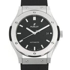 【48回払いまで無金利】ウブロ クラシックフュージョン チタニウム 511.NX.1171.RX メンズ(0068HBAN0146)【新品】【腕時計】【送料無料】