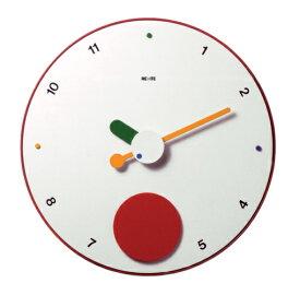 【送料無料】REXITE レキサイト CONTRATTEMPO ホワイト コントラテンポ 振り子時計出産祝いなどギフトに大人気!イタリア製デザイナーズ壁掛け時計 45cmのBIGフェイス☆【RCP】