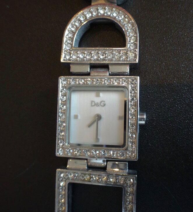 D&G DOLCE&GABBANA ドルチェ&ガッバーナ 腕時計 DW0031【中古】t-002
