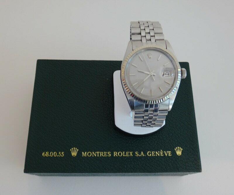 ROLEX ロレックス 腕時計 メンズ 1601 デイトジャスト 旧J オーバーホール済み 1971年製【中古】t-004