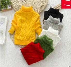 キッズ ファッション ニット セーター キッズ暖かいセーター 90〜140サイズ 新品未使用品 t-030△△w7187