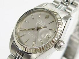 50%OFF ROLEX ロレックス 腕時計 レディース 6917 デイトジャスト 旧J ケース付き【中古】t-004