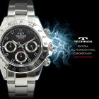 TECHNOSテクノス限定モデルメンズ腕時計T4102SH