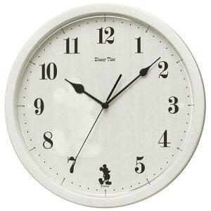 【送料無料】SEIKO CLOCK (セイコークロック) 掛け時計 ミッキーマウス アナログ ミッキー&フレンズ Disney Time(ディズニータイム) アイボリー FW577A ■送料無料※北海道・九州・沖縄・離島は別