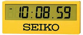 【送料無料】SEIKO CLOCK (セイコークロック) スポーツタイマー掛時計 SQ816Y(東京マラソン2019 公式ロゴマーク入り限定品)■送料無料※北海道・九州・沖縄・離島は別途送料(1080円〜2160円)コースマップ オリンピック 金メダリスト