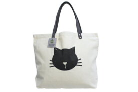 tote+able ONE PLANET TOTE ライトオンス コットン キャンバス トート バッグ 12oz マチ有り メンズ レディース tote and able CAT 縦×38cm 横×51cm MADE IN U.S.A.