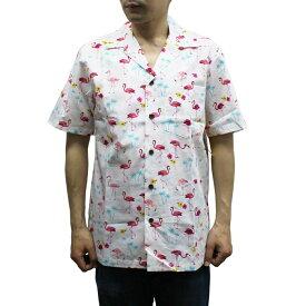 Robert J. Clancey 102C.1178 Broadcloth Traditional Aloha Shirt ブロードクロス トラディショナル アロハ シャツ 半袖 MENS メンズ ハワイ製 White ホワイト S-L