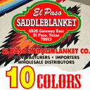 "エルパソ サドルブランケット EL PASO SADDLE BLANKET""NEW WEST"" DIAMOND CENTER BLANKETS(VARIATIO..."