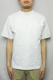 【ネコポス便対応】CAMBER キャンバー #302 ポケットTシャツ HEAVYWEIGHT POCKET TEE (COLOR : GRAY)