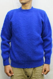 ピーターバランス Peter BlanceSHAGGY CREWNECK PULLOVER シャギードッグ セーター (COLOR : Royal Blue)【05P03Sep16】