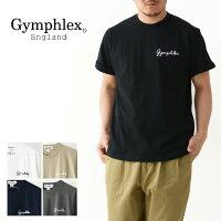 Gymphlex[ジムフレックス]MCOMBEDCOTTONJERSEYTEESOLID[J-1155CH]半袖Tシャツ・無地・コットン・綿MEN'S