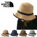 THE NORTH FACE [ザ ノースフェイス正規代理店] HIKE Hat [NN01815] ハイクハット・ガーデニング・フェス・日よけ帽子…