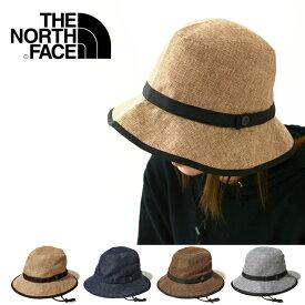 THE NORTH FACE [ザ ノースフェイス正規代理店] HIKE Hat [NN01815] ハイクハット・ガーデニング・フェス・日よけ帽子・旅行 MEN'S/LADY'S/UNISEX