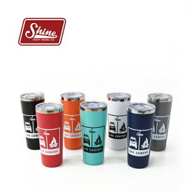 Shine Craft Vessel [シャインクラフトヴィッセル] ローディータンブラー [7SVRDT] 炭酸飲料水・ビール・ウトドア・タンブラー・ステンレス・保温・保冷・MEN'S/LADY'S
