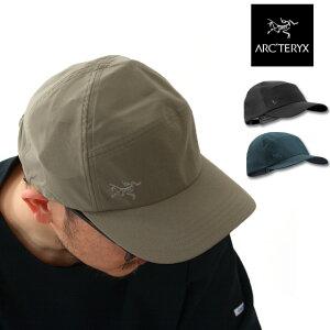 ARC'TERYX [アークテリクス] ELAHO CAP [23198] イラオ キャップ「キャップ・帽子・ランニングキャップ」MEN'S/LADY'S [2021SS]