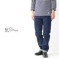 orslow[オアスロウ]107IVYFITJEANS[01-0107-81]ONEWASHアイビーフィットジーンズ・デニムワンウォッシュMEN'S