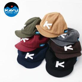 KAVU [カブー] WOOL BASEBALL CAP [19820318] ウールベースボールキャップ・ウールキャップ・MEN'S/LADY'S