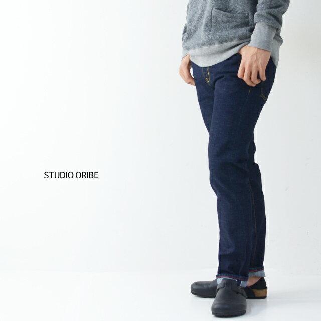 STUDIO ORIBE [スタジオオリベ] RIDE ON DENIM [ライドオンデニム] [RD04] デニムパンツ MEN'S/LADY'S