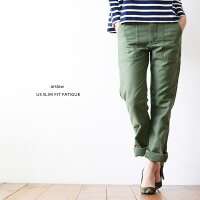 orslow[オアスロウ]USSLIMFITFATIGUE[00-5032]LADY'S