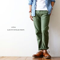 orslow[オアスロウ]SLIMFITFATIGUEPANTS[01-5032-16]MEN'S
