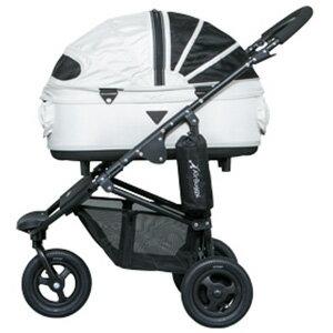 エアバギー フォードッグ ドーム2 ブレーキモデル Mサイズ ロイヤルミルク ペット用バギー Air Buggy(犬用)【返品・交換不可】 【ポイント10倍】