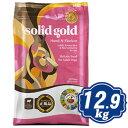 ソリッドゴールド フントフラッケン 12.9kg 老犬・成犬用ドッグフード SOLID GOLD 【ポイント10倍】 【正規品】
