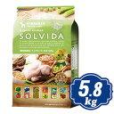 SOLVIDA ソルビダ 室内飼育肥満犬用 5.8kg インドアライト犬用 ソルビダ(SOLVIDA)【正規品】【オーガニック】