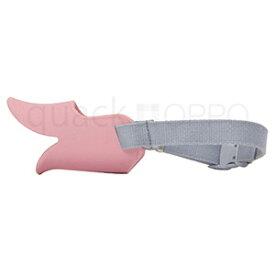 OPPO オッポ quack クァック ピンク Sサイズ しつけ用口輪