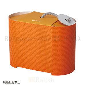 OPPO オッポ RollpaperHolder ロールペーパーホルダー オレンジドッグ
