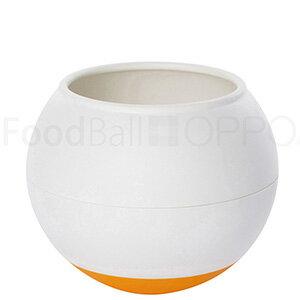 OPPO オッポ FoodBallRegular フードボール レギュラー オレンジ 早食い防止 犬用