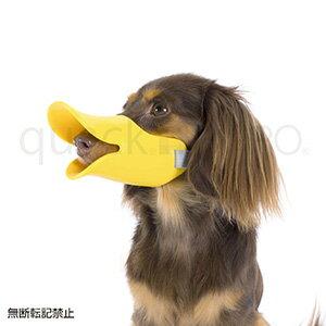 OPPO オッポ quack クァック イエロー SMサイズ しつけ用口輪