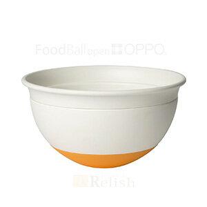 OPPO オッポ FoodBall open フードボール オープン ペチャバナ オレンジ 早食い防止 犬用
