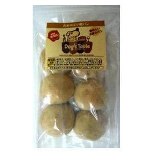 ドッグステーブル お米のエゾ鹿ミニパン 6個入 (犬用おやつ)