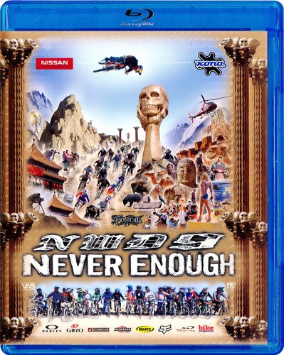 SALE!OFF!新品Blu-ray![マウンテンバイク] NEW WORLD DISORDER 9 - NEVER ENOUGH [Blu-ray]!