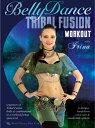 [ベリーダンス] 新品DVD!The Bellydance Tribal Fusion Workout