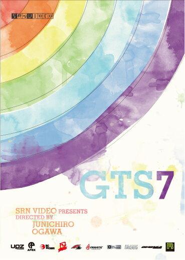 SALE OFF!新品DVD![スノーボード] GTS 7!【SRN VIDEO】【2012/2013新作】