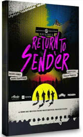 ■予約■SALE OFF!新品Blu-ray!【スキー】RETURN TO SEND'ER [Blu-ray/DVD]!【2019/2020新作】<MATCHSTICK PRODUTIONS>