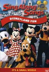 SALE OFF!新品北米版DVD!【ディズニーと歌おう】 Disney's Sing Along Songs: Disneyland Fun - It's a Small World!