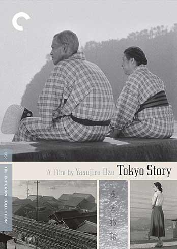 新品北米版DVD!【東京物語】<小津安二郎監督作品>