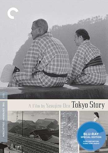 新品北米版Blu-ray!【東京物語】<小津安二郎監督作品>