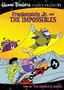 SALE OFF!新品北米版DVD!【フランケンロボ/スーパースリー】 Frankenstein Jr. & The Impossibles: The Comp...