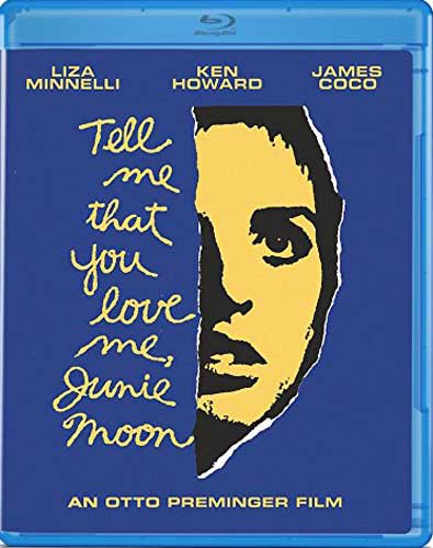 新品北米版Blu-ray!【愛しのジュニー・ムーン】 Tell Me That You Love Me, Junie Moon [Blu-ray]!