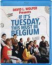 新品北米版Blu-ray!【火曜日ならベルギーよ】 If It's Tuesday This Must Be Belgium [Blu-ray]!