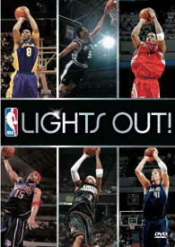 SALE OFF!新品北米版DVD!NBA Lights Out!<NBA ライト・アウト!>